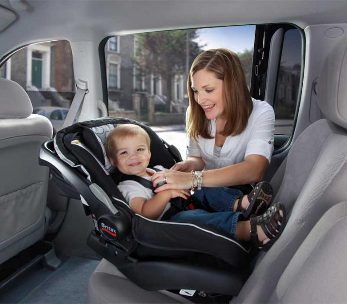 Отзывы и обзор детского автокресла Britax First Class Plus