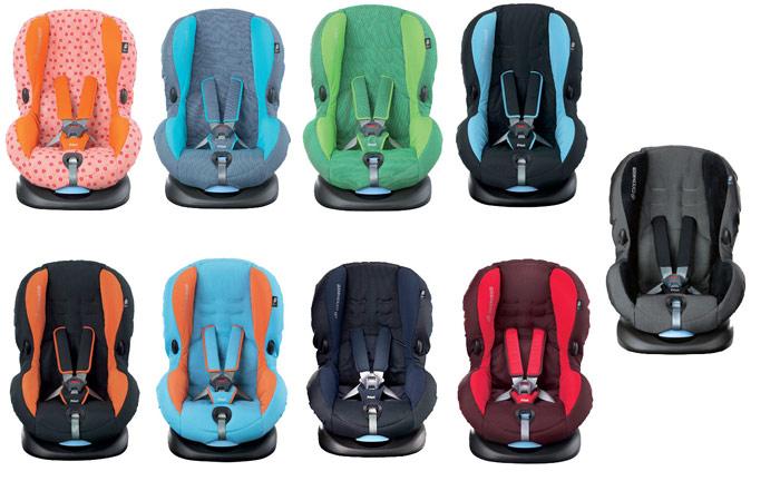 Отзывы и обзор детского автокресла Maxi Cosi Priori Xp