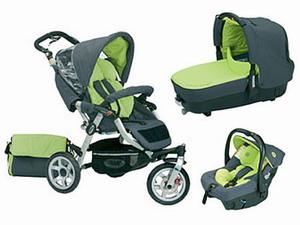 Отзывы и обзор детской коляски Jane Slalom Pro