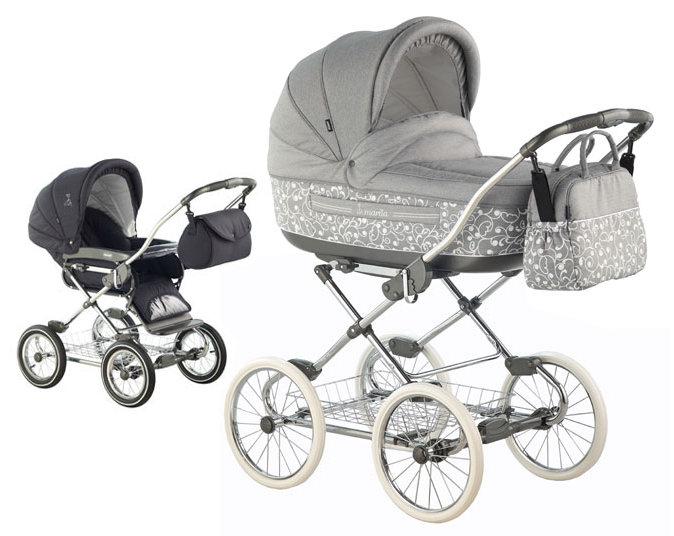 Отзывы и обзор детской коляски Roan Marita Prestige