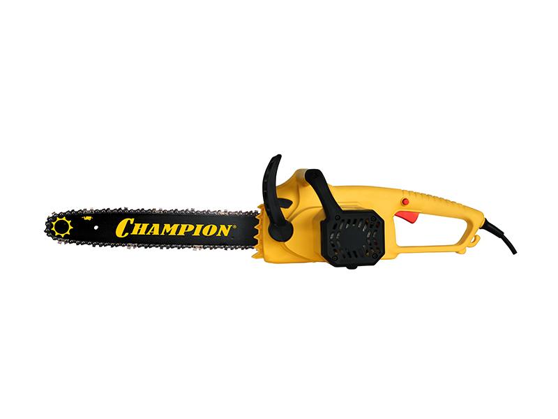 Отзывы и обзор электрической цепной пилы Champion 118-14