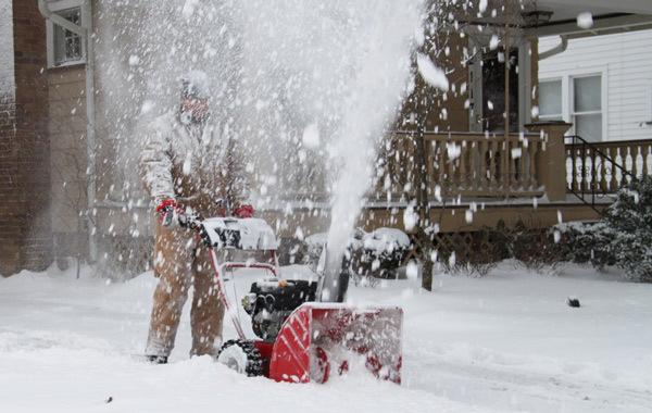 Отзывы и обзор снегоуборочной машины Forester ST 1600