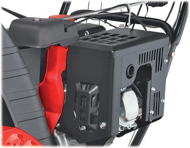 Отзывы и обзор снегоуборочной машины MTD Optima ME 66