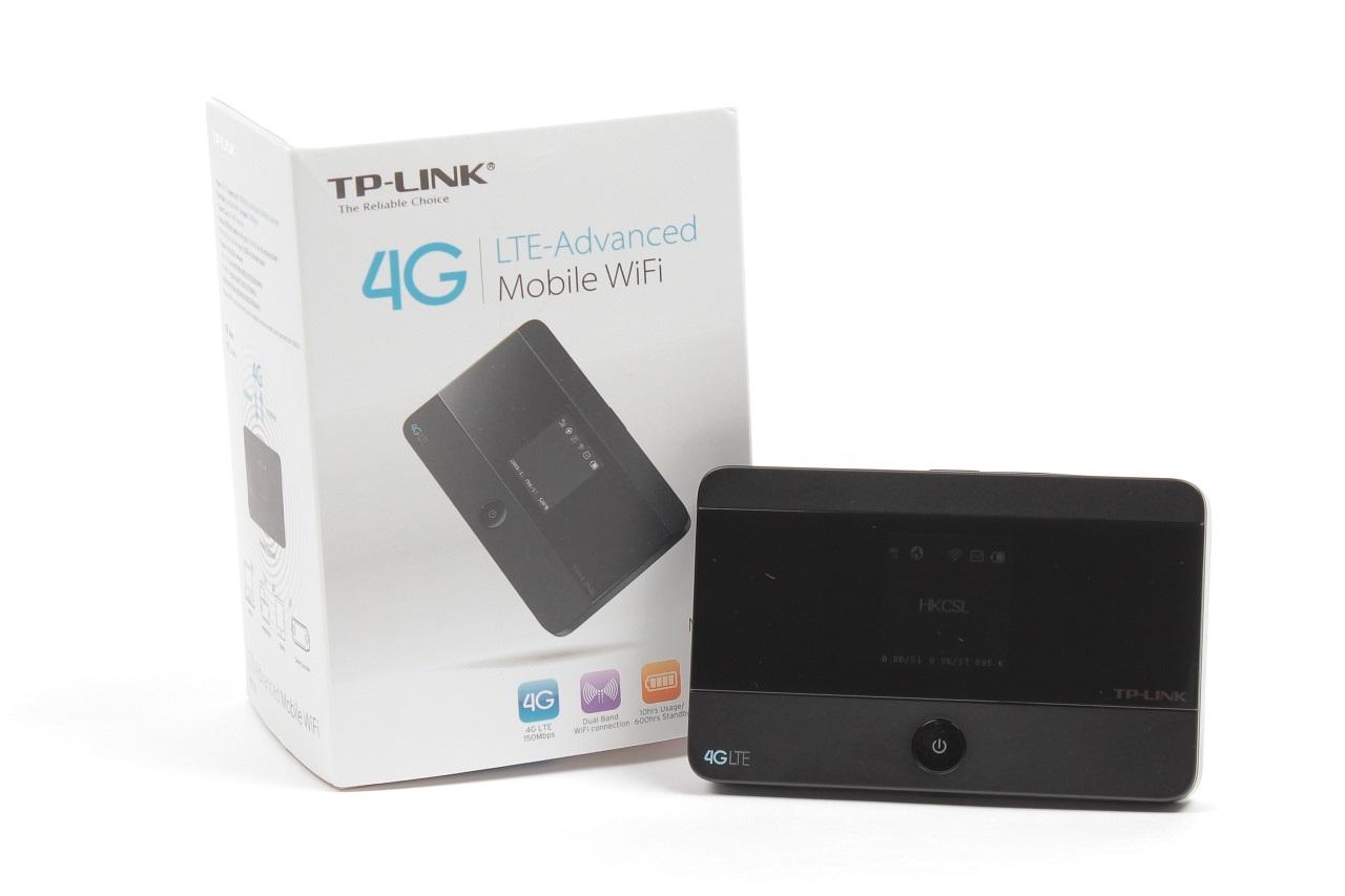 Отзывы и обзор мобильного LTE 4G роутера TP-LINK M7350