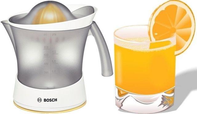 Отзывы и обзор соковыжималки для цитрусовых Bosch MCP3000