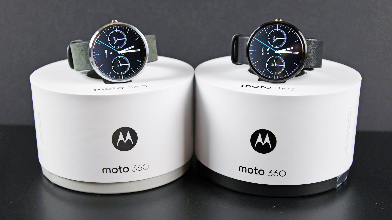 Отзывы и обзор умных часов Moto 360