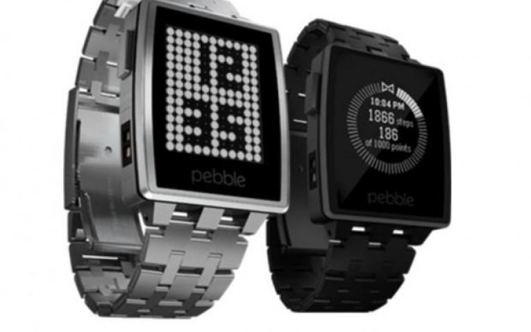 Отзывы и обзор умных часов Pebble SmartWatch Steel