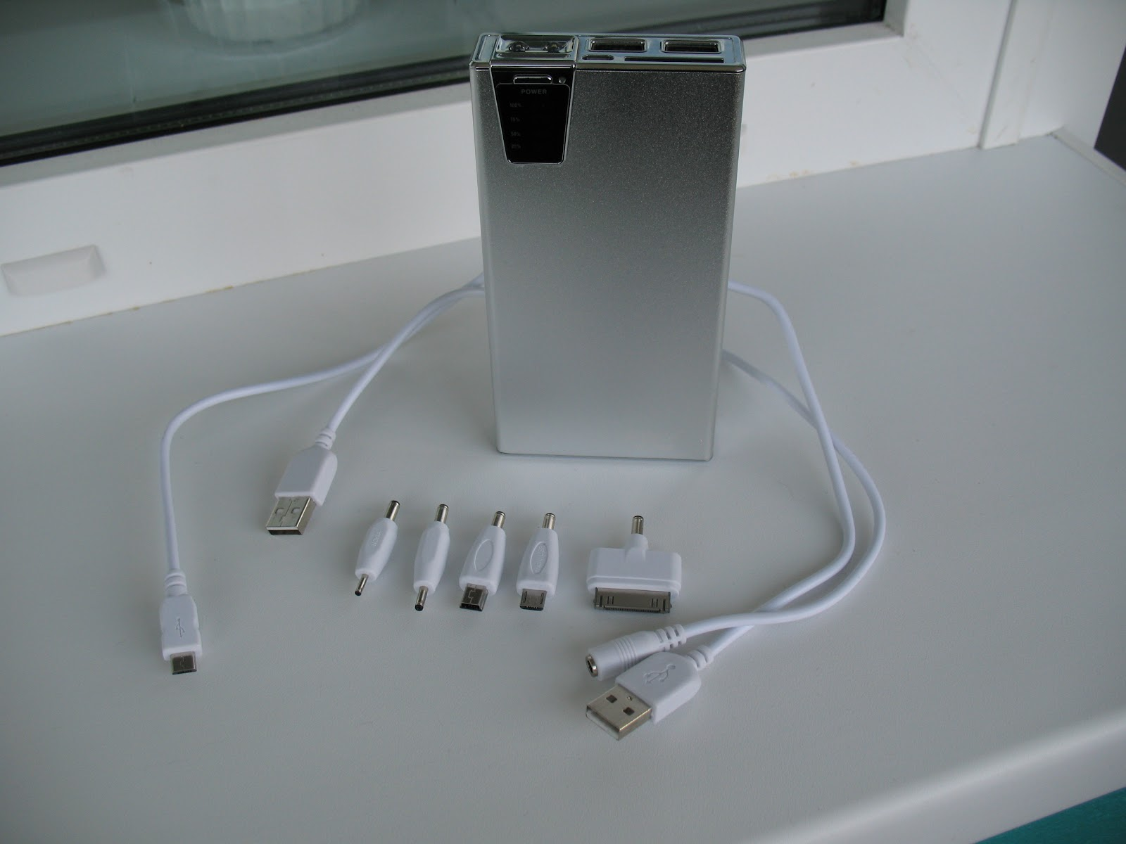 Отзывы и обзор внешнего аккумулятора HIPER MP15000