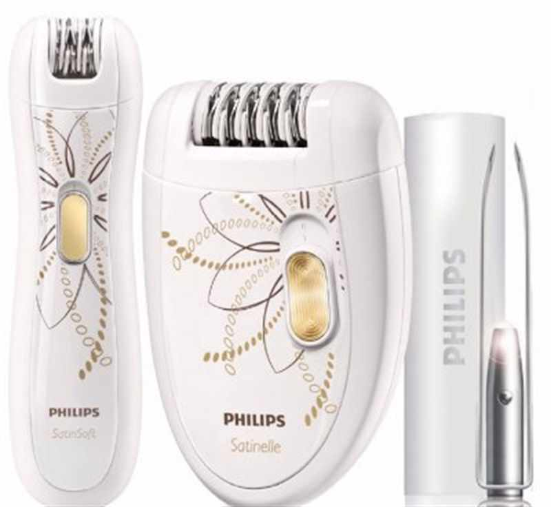 Отзывы и обзор эпилятора Philips HP 6540