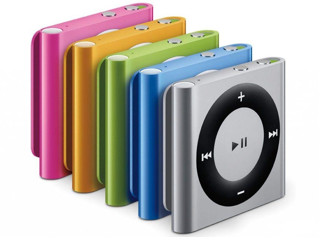 Отзывы и обзор MP3 плеера Apple iPod shuffle 4 2GB