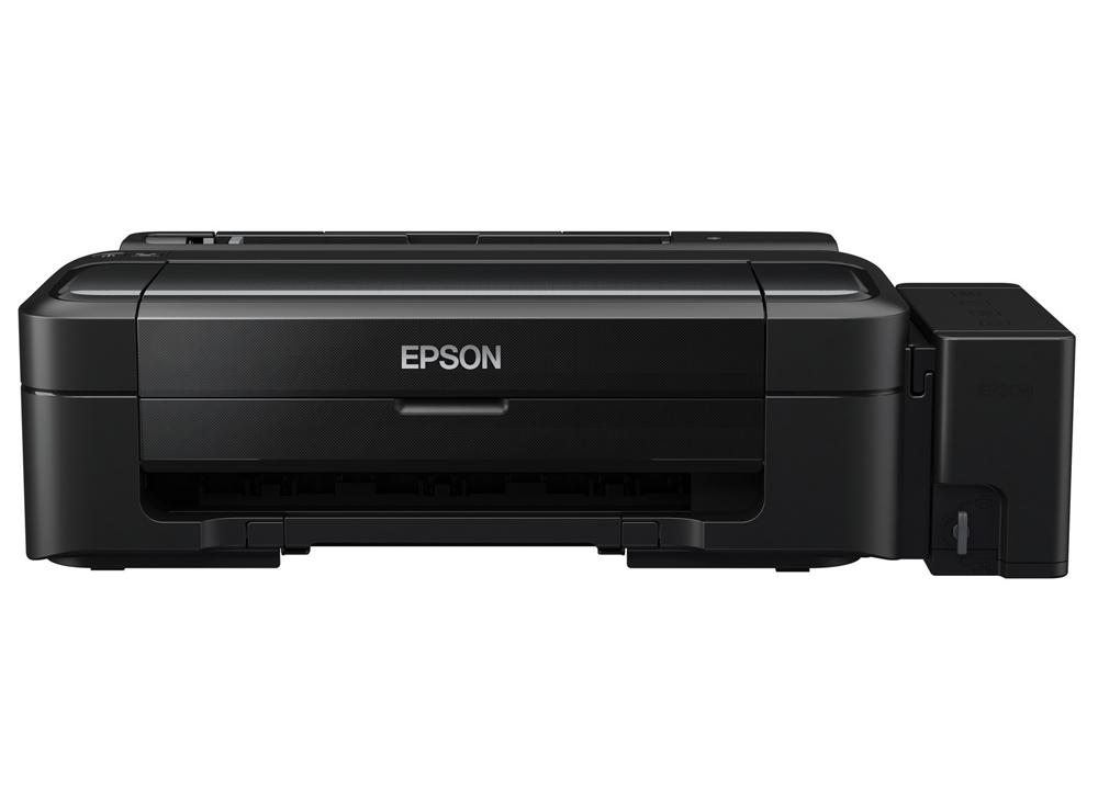 Отзывы и обзор струйного цветного МФУ Epson L110