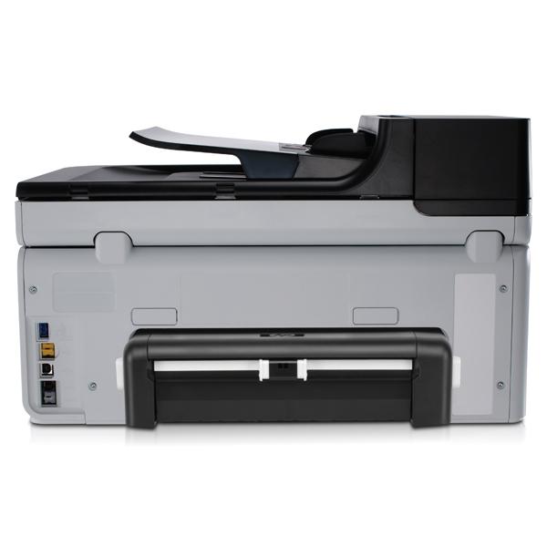 Отзывы и обзор струйного цветного МФУ HP Officejet Pro 8500 (CB022A)