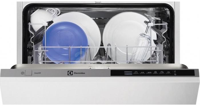 Отзывы и обзор встраиваемой посудомоечной машины Electrolux ESL 4550 RO
