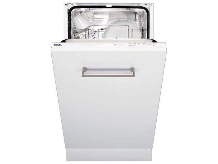 Отзывы и обзор встраиваемой посудомоечной машины Zanussi ZDTS 105