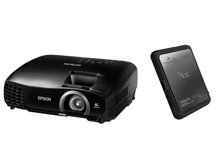 Отзывы и обзор проектора для игр Epson EH-TW5200