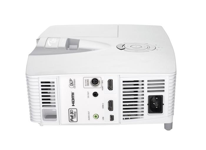 Отзывы и обзор проектора для игр Optoma GT1080