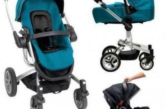 Отзывы и обзор детской коляски Graco Symbio