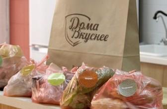 Отзывы и обзор службы доставки продуктовых наборов «Дома Вкуснее»