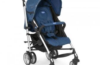 Отзывы и обзор детской коляски Chicco Lite Way