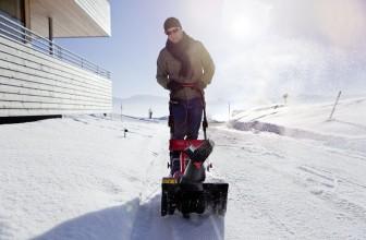 Лучшая снегоуборочная машина (снегоуборщик) 2018 года