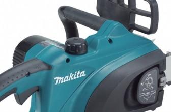 Отзывы и обзор электрической цепной пилы Makita UC4020A