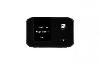 Отзывы и обзор мобильного LTE 4G роутера МегаФон MR100-3