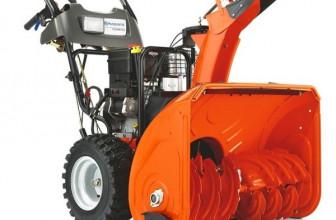 Отзывы и обзор снегоуборочной машины HUSQVARNA ST 261E