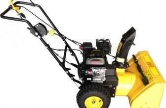 Отзывы и обзор снегоуборочной машины Uwer ST 1650 E