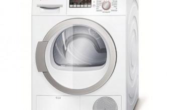 Отзывы и обзор сушильной машины Bosch WTE 86200 OE